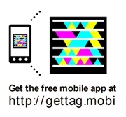 Microsoft Tag, for your mobile, on Parlour Design