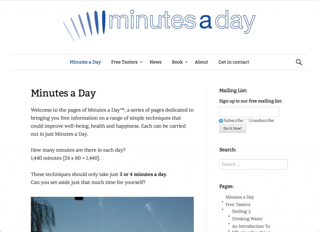 minutesaday